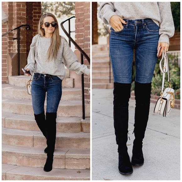75d18e40eeef6d NEW Sam Edelman Paloma over the knee boot. M 5ae9c27d8af1c58274e61a68